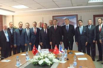 Signature d 39 un accord de visa avec la chambre de commerce for Chambre de commerce turque en france